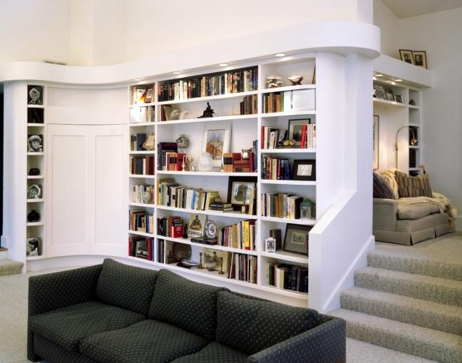 white-contemporary-bookshelf